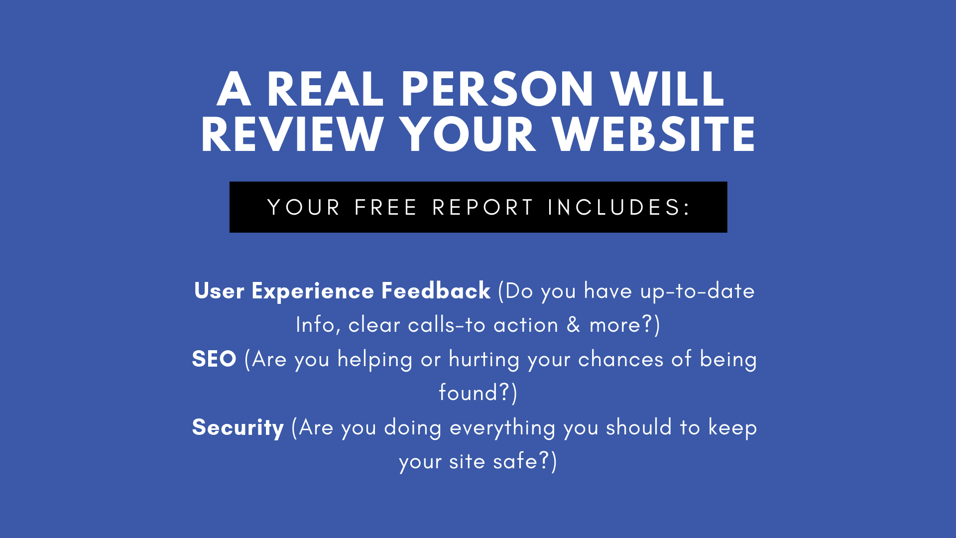 Website Review Details