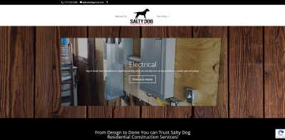 Salty Dog Residential Construction Services