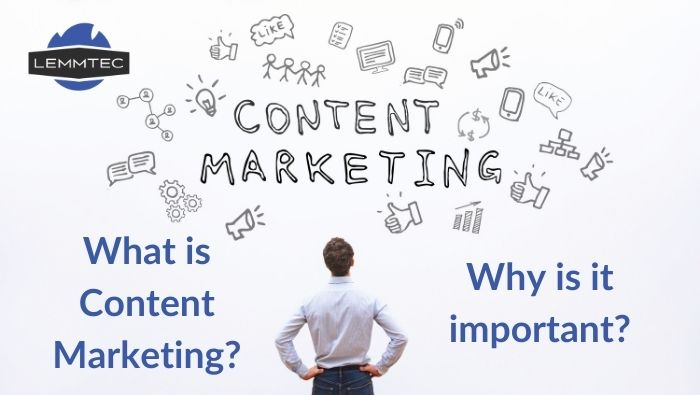 Why content marketing for your small business